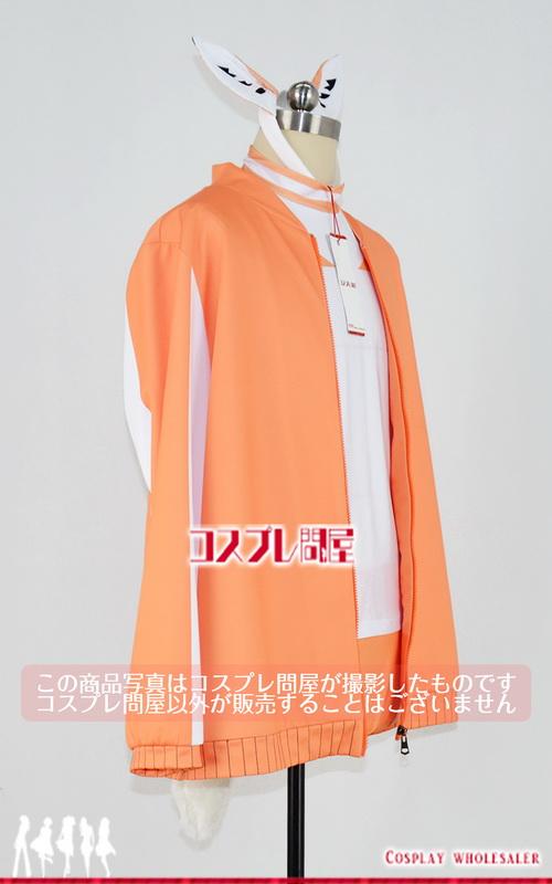 けものフレンズ(けもフレ) プロングホーン 手袋&靴下付き コスプレ衣装 フルオーダー [4447]