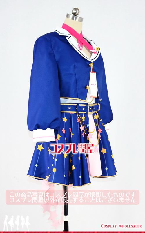 バーチャルYouTuber 姉街 髪飾り付き コスプレ衣装 フルオーダー [D4410]