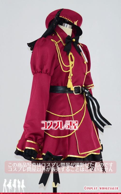 バーチャルYouTuber 夜見れな 新衣装 パニエ付き コスプレ衣装 フルオーダー [4344]