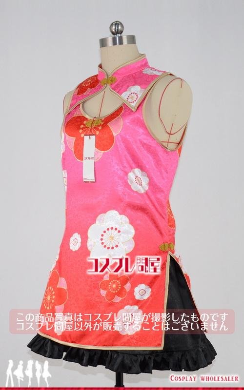 けものフレンズ3(けもフレ) ミナミコアリクイ チャイナドレス 腕飾り付き コスプレ衣装 フルオーダー [D4539]