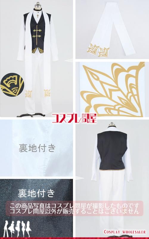 バーチャルYouTuber 加賀美ハヤト 新衣装 コスプレ衣装 フルオーダー [D4377]