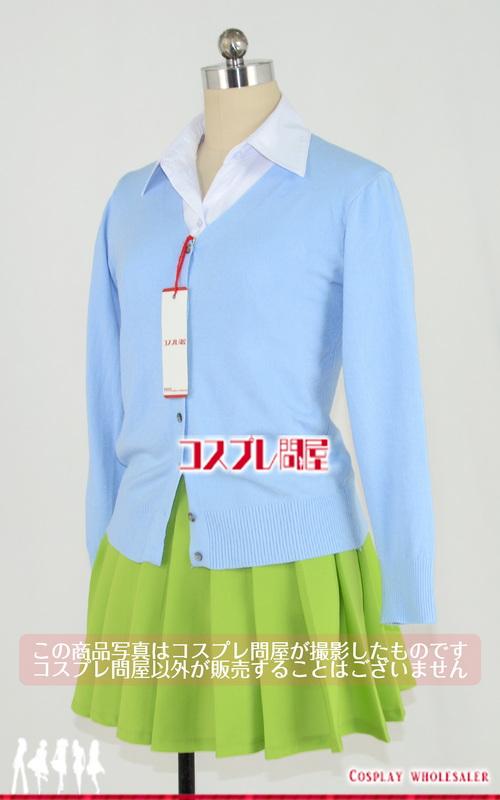 五等分の花嫁 中野三玖 夏制服 コスプレ衣装 フルオーダー [4645-3]