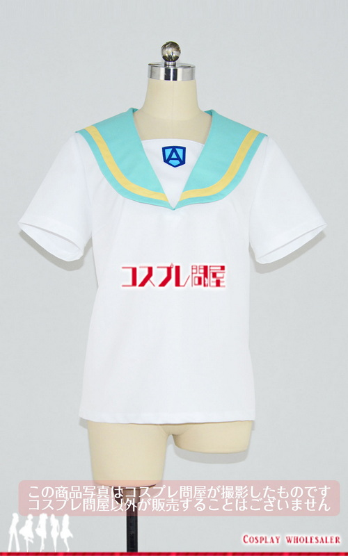トロピカル~ジュ!プリキュア 夏海まなつ 制服 コスプレ衣装 フルオーダー [D4690-1]